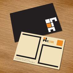 Simple postcard design   Design + Type   Pinterest   Postcard ...