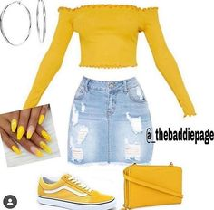 Teenage Outfits for School Swag Outfits For Girls, Cute Swag Outfits, Teenage Girl Outfits, Cute Comfy Outfits, Teen Fashion Outfits, Dope Outfits, Girly Outfits, Stylish Outfits, School Outfits