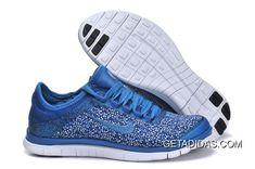 6c5687d6bc9e Nike Free 3.0 V5 Blue White Black TopDeals