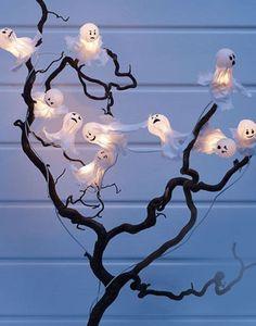 HomelySmart | 10 Stunning Outdoor Lighting Ideas For Halloween - HomelySmart