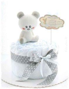 Mini diaper cake Josephine baby gift