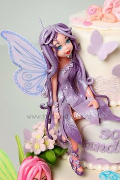 Winx Cake Cakes And Cupcakes For Kids Birthday Party