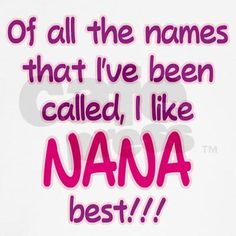 The first time he called me Nana, I almost cried. I waited almost 2 years to see what my grandson was going to call me! I've been blessed over and over again as my children have added more grandbabies to call me NaNa 💋👑 Grandson Quotes, Quotes About Grandchildren, Nana Quotes, Family Quotes, Cute Quotes, Great Quotes, Inspirational Quotes, Grandmother Quotes, Grandma And Grandpa