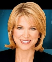 Paula Zahn  Anchor for CNN on Sept 11, 2001.  I remember her excellent coverage, along with Aaron Brown on that  horrific day.
