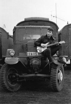 paulmcfruity: John Lennon, 1960