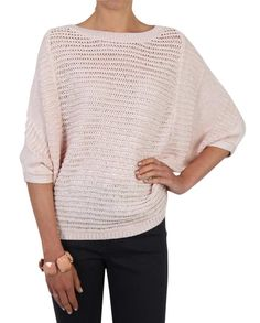 I want this cozy knit for winter.