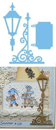 Marianne Design Creatables Die - Sign Board LR0191