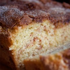AMISH CINNAMON BREAD-no fermented batter to deal with