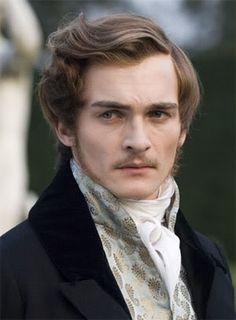 Rupert Friend in The Young Victoria, set in the late 1830s.