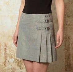41 Unique Skirts Design Ideas For Women - skirts - Saias Girly Outfits, Mode Outfits, Skirt Outfits, Dress Skirt, Sewing Clothes Women, Clothes For Women, Diy Vetement, Cute Skirts, Designer Dresses