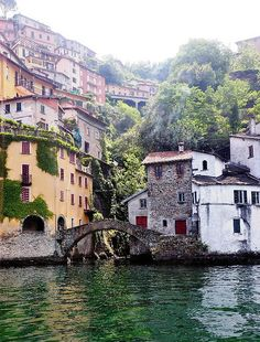 Nesso on Lake Como | Flickr - Photo Sharing!