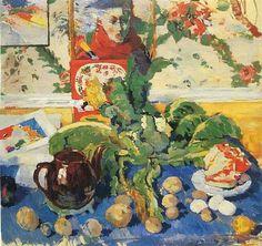 Rik Wouters, The Cauliflower, 1912