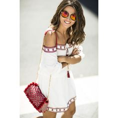 WHITE AND RED ❤ liked on Polyvore featuring backgrounds