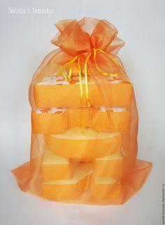Купить Буквы-подушки, 30 см / мягкие буквы / буквы в подарок - желтый