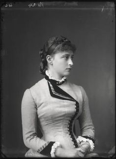 Princess Elizabeth Feodorovna, Grand Duchess Serge of Russia