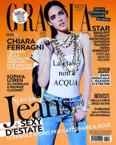 Grazia Italia Cover!