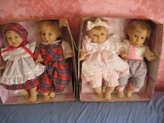 ETHNIC BABY DOLLS w/ SOUND. Just press on his little belly to hear him say Mama, giggle and more. Battery box must be removed from pocket underneath the clothing and tab must be removed to enable sound. Dolls For Sale, Bar Lighting, Baby Dolls, Mood, Bullet, Motorcycle, Lights, Ebay, Dolls