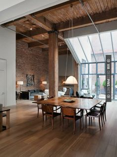 Amazing - Warehouse Conversion in San Francisco | CHECK OUT MORE LOFT DECORATION IDEAS AT DECOPINS.COM | #Lofts #loft #lofts #loftbed #smallloft #loftdecor #loftdecoration #interiordesign #design #homedecorpictures #loftdecoratingpictures #pictureshomedecoratingideas #interiorpicturesofhomes #interiordesignpictures #homedecoratingphotos #loftremodel #loftbed #loftliving #loftnewyork #loftlondon #loftsoho