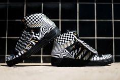 new product 5437f fb12c Adidas by Jeremy Scott Wings Jeremy Scott Wings, Sneaker Magazine, Op Art,  Adidas