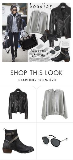 """Heads Up: Cute Hoodies!!"" by style-lena ❤ liked on Polyvore featuring Balenciaga, WithChic, Keen Footwear, Burberry, Givenchy and hoodie"