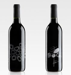 Limited Edition Cabernet Sauvignon - The Dieline - The #1 Package Design Website -