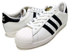 adidas Originals SUPER STAR 80s VINTAGE DX [Vintage White/Core Black] (B25963)