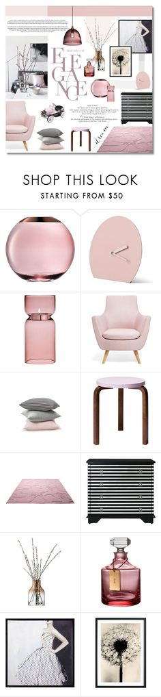 """Untitled #674"" by valentina1 on Polyvore featuring interior, interiors, interior design, home, home decor, interior decorating, LSA International, Menu, iittala and Artek"