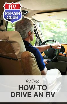 How to Drive an RV: Tips for Beginners | RV Repair Club
