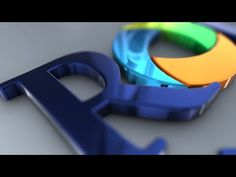 3D Logo Animation for Roland Financial - YouTube