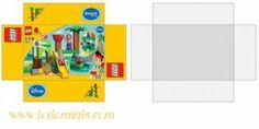 imprimibles juguetes miniatura