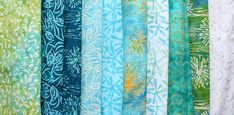 Fabric requirements for Spectrum QAL 2020: Anthology Fabrics - QUILTsocial Quilting Projects, Quilting Designs, Blue Armchair, Half Square Triangles, Bed Runner, Flying Geese, Quilt Bedding, How To Make Bed, Accent Pieces