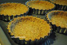SOFETO Γεύσεις υγείας.: Ζύμη για γλυκές τάρτες , χωρίς ζάχαρη και βούτυρο!