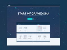 Hey Dribbblers,   It's an amazing day today because we finally launch Gravedona Theme, The last wordpress theme you'll ever need !  We work for this awesome new Wordpress Theme since 7 months and s...