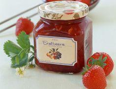 Ananas-Erdbeer-Konfitüre