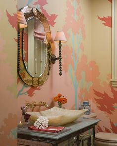 dream powder room