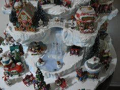 North Pole display mountain | Flickr - Photo Sharing!