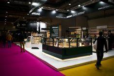 DAISY serve-overs @ INTERSICOP2019 Displays, Madrid, Daisy, Display Stands, Margarita Flower, Daisies