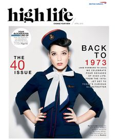 Fashion: the chic history of British Airways' uniforms - Travel tips and inspiration - British Airways High Life