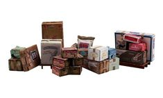 Misc. Freight - O Scale - O Scale - Woodland Scenics - Model Layouts, Scenery, Buildings and Figures
