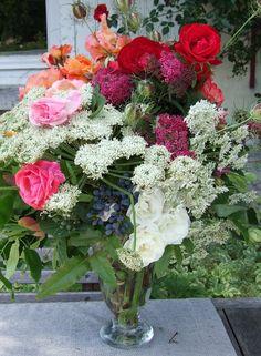 mon bouquet du jour - Sharon Santoni