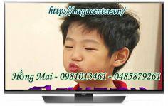 Vui giáng sinh - dinh quà tặng  Smart Tivi LED LG 55LF632 giá sập sàn tại Điện m