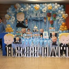 156 Best Boss Baby Party Images Boss Baby Baby Party