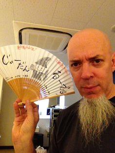 Jordan Rudess (Key, Dream Theater)  Osaka, Japan, 2012-04-23