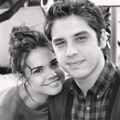 Awww, this picture brings all the Brallie feels one could ask for! | The Fosters