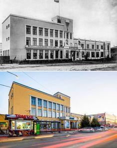 Сегодня здесь находится Новосибирское региональное отделение ДОСААФ. Multi Story Building, Mansions, House Styles, Manor Houses, Villas, Mansion, Palaces, Mansion Houses, Villa
