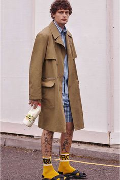 Stella McCartney Spring-Summer 2017 Menswear Collection