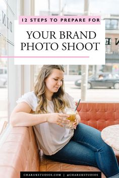12 Steps to Prepare for Your Brand Photo Shoot by Charuk Studios