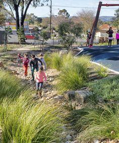 Klemzig Oval Redevelopment, Klemzig, Australia, by ASPECT Studios