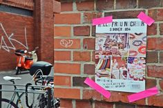 """hamburg trip   """"hallo frau nachbar"""" nachbarschaftsmarkt in den schanzenhöfen"""