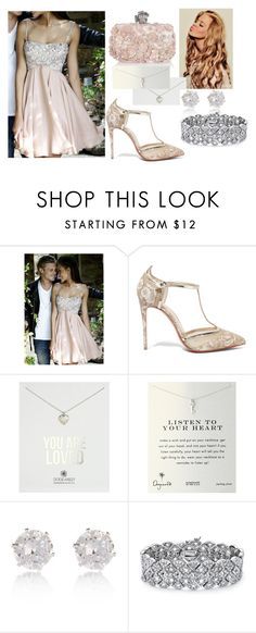 """""""Untitled #909"""" by clariinhafloor on Polyvore featuring Christian Louboutin, Alexander McQueen, Dogeared, River Island, Palm Beach Jewelry, women's clothing, women's fashion, women, female and woman"""